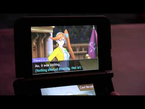 Phoenix Wright: Ace Attorney – Dual Destinies 16 Minute demo Remains Truthful