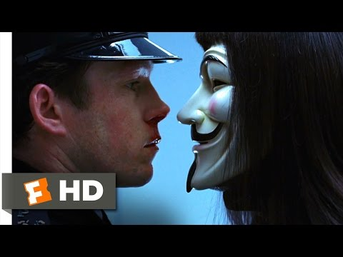 V for Vendetta (2005) - Which One is V? Scene (3/8) | Movieclips