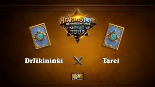 Tarei vs DrJikininki, game 1