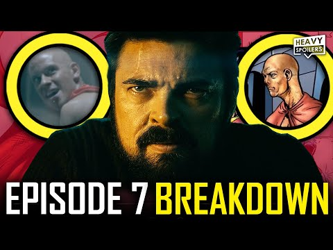 THE BOYS Season 2 Episode 7 Breakdown & Ending Explained | Review, Predictions, Theories And More