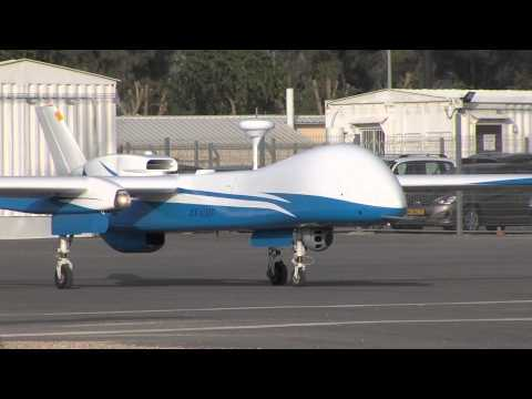 New Israeli UAV - The IAI