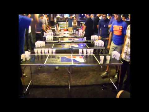 Beer Pong's Legendary Shot