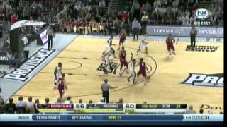 Friarbasketball: 3 Up vs Boston College
