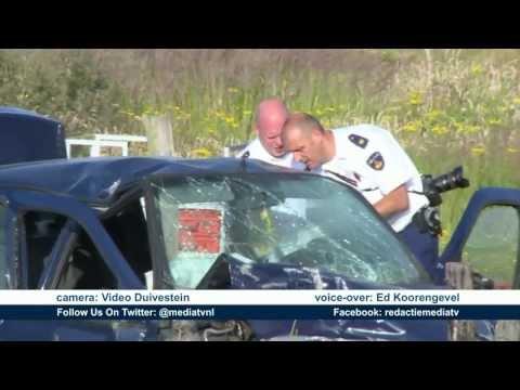 Fataal ongeval Noordzeeweg Rozenburg