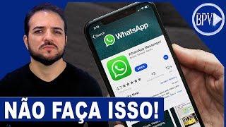Baixar whatsapp - Recebeu ESSA MENSAGEM no Whatsapp? Não compartilhe de jeito nenhum!