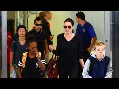 Angelina Jolie �����