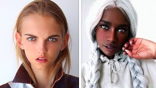 Video 10 UNUSUAL PEOPLE WITH UNIQUE FEATURES. BEAUTIFUL PEOPLE MP3, 3GP, MP4, WEBM, AVI, FLV Maret 2019