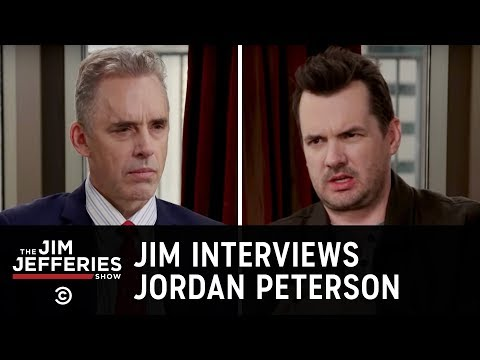 Jordan Peterson on Free Speech and College Protests - The Jim Jefferies Show