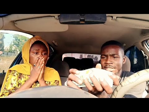 (Sabon Comedy) Dan iLu Ya Damfari Buduruwa Da Kudin America Dollars😂🤣