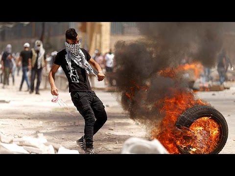 «Ημέρα Οργής» των Παλαιστινίων με συγκρούσεις στη Δυτική Όχθη
