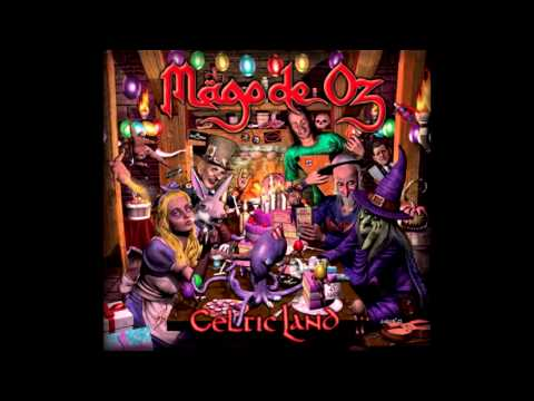 Mägo de Oz - Celtic Land (Full Album)