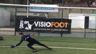 Paris FC using FITLIGHT Trainer™