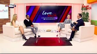 Dr Becky Spelman discusses fear of commitment on a UK talk show. What is commitment phobia, where does it come from and how to overcoming it.