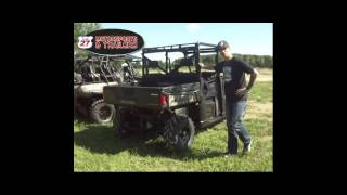 8. HUNTING UTV Review-Can Am - Polaris - Yamaha Camo UTV For sale