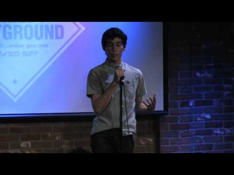 Comedy Playground Presents: VINCE CALDERA in