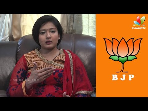 My-support-will-not-change-even-after-BJP-rejects-me--Gayathri-Raghuram-Interview-Election-2016
