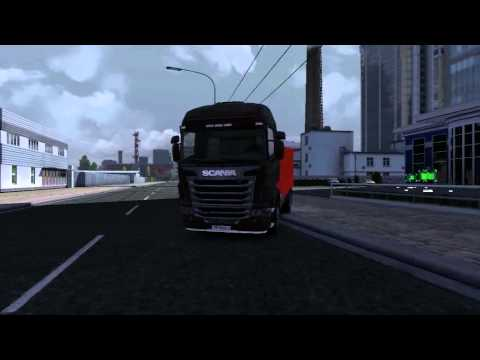 Sounds Scania R v1