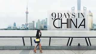 Beijing China  city pictures gallery : Travel Vlog: 9 Days in China: Shanghai, Beijing, Xi'an, Zhangjiajie | HAUSOFCOLOR