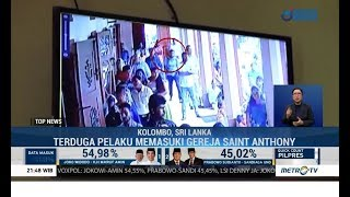 Video Terduga Pelaku Bom Sri Lanka Terekam CCTV MP3, 3GP, MP4, WEBM, AVI, FLV April 2019