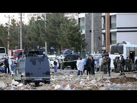 Τουρκία: Το PKK πίσω από την επίθεση στο Ντιγιάρμπακιρ