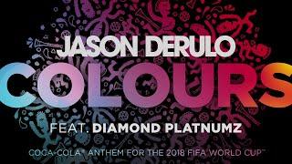 "Video ""Colours"" by Jason Derulo featuring Diamond Platnumz. MP3, 3GP, MP4, WEBM, AVI, FLV Juni 2018"