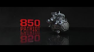 7. 2019 Polaris® 850 Patriot™ Engine Commercial - Polaris Snowmobiles