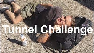 TUNNEL CHALLENGE Part 2 by Bouldering Bobat