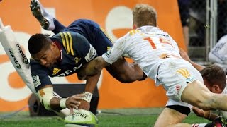 Highlanders v Chiefs Rd.17 2016 | Super Rugby Video Highlights