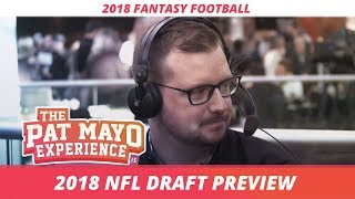 2018 NFL Draft Preview with Matt Miller
