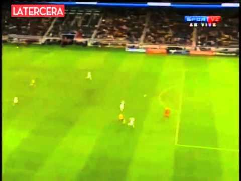 El gol mas increible, hermoso y fantastico del mundo. Ibrahimovic.