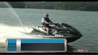3. Yamaha FX HO Series 2011 PWC Performance Test - By BoatTest.com