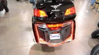 9. 2015 Honda Goldwing GL1800 ABS Freedom Powersports Fort Worth Texas