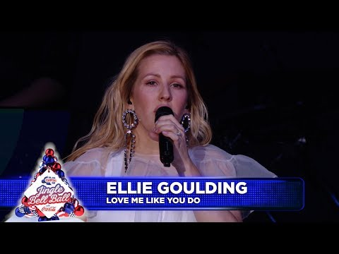 Ellie Goulding - 'Love Me Like You Do' (Live at Capital's Jingle Bell Ball 2018)