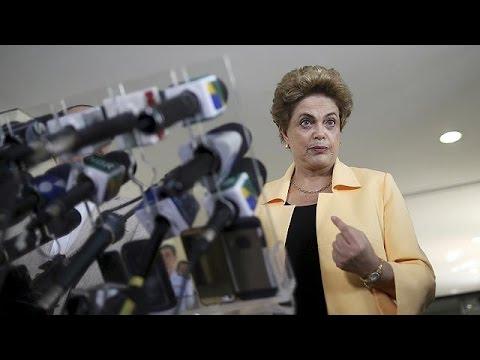 Βραζιλία: Βαθαίνει η πολιτική κρίση