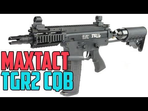 Maxtact TGR2 CQB Paintball Gun - 4K