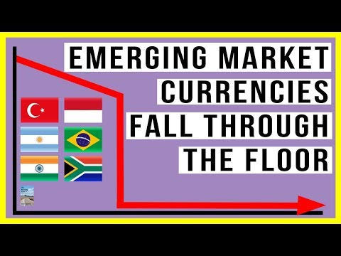 Emerging Market MELTDOWN Escalates As Argentina Currency Down 52%! China, Turkey, Indonesia!