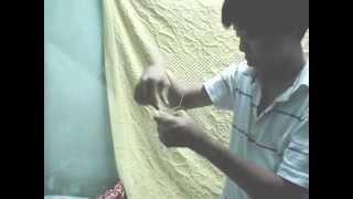 Hướng dẫn ảo thuật biến cây bút đơn giản