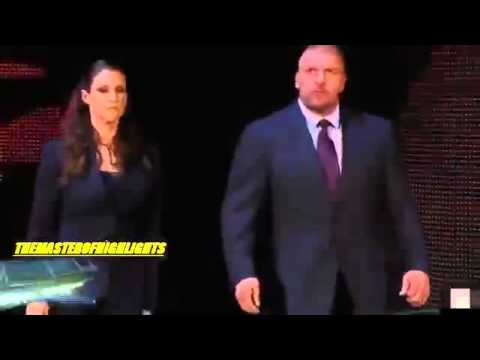WWE Team Cena vs Team Authority