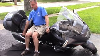 4. BMW K1200LT Owner Tips and Tricks