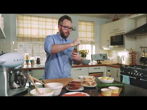 The Ultimate Afternoon Tea Sandwiches - Recipe Tutorial With Will Torrent