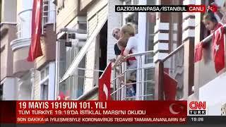 Gaziosmanpaşa'da 19 Mayıs Coşkusu - Cnn Türk