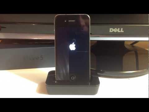 Frozen/Bricked iPhone, iPod, iPad Stuck on Restart (Apple Logo) FIX!
