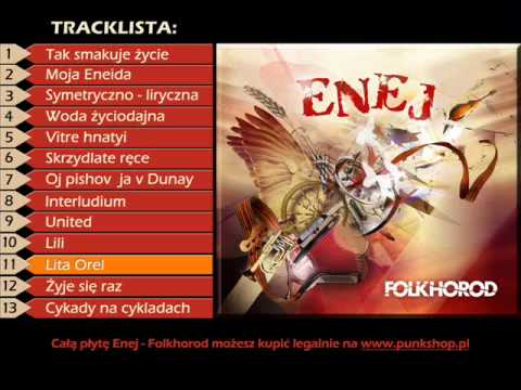 Enej - Lita Orel lyrics