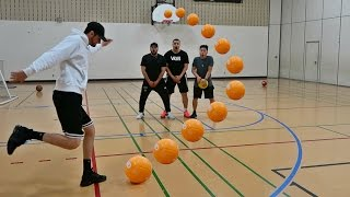 IMPOSSIBLE SOCCER TRICK SHOTS