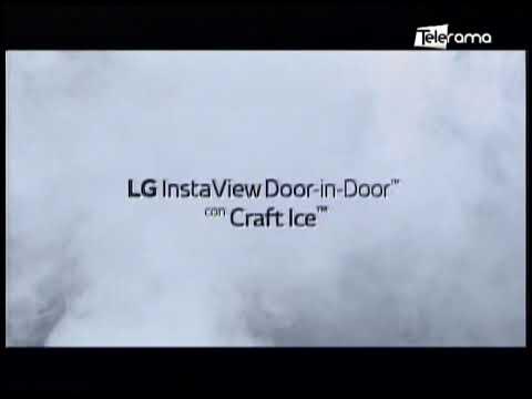 Refrigerador Instaview de LG Logra Hito de Ventas