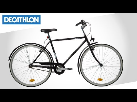 City bike Elops 100 di B'Twin | Decathlon Italia
