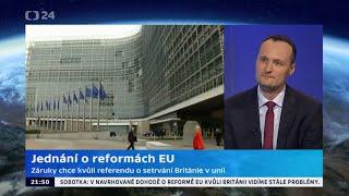 Jednání o reformách EU