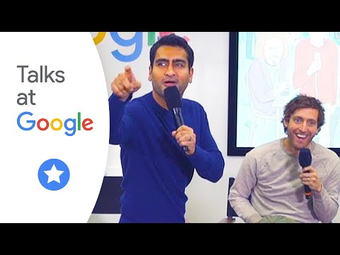 HBO's Silicon Valley | Thomas Middleditch, Kumail Nanjiani + More  | Talks at Google