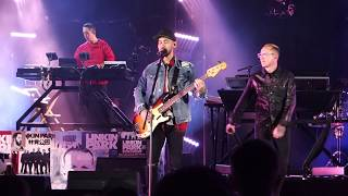 Linkin Park - Shadow of the Day (feat. Ryan Key from Yellowcard) @ Hollywood Bowl, LA, 10/27/2017