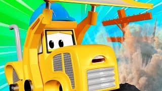 Video Kota Monster 🚓 🚒 Gempa Monster  -  Monster Truk Kartun untuk anak-anak MP3, 3GP, MP4, WEBM, AVI, FLV Februari 2019